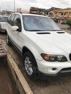 BMW X5 2006 3.0i White | Cars for sale in Oyo State, Ibadan