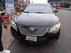 Toyota Camry 2008 2.4 LE Black   Cars for sale in Rivers State, Oyigbo