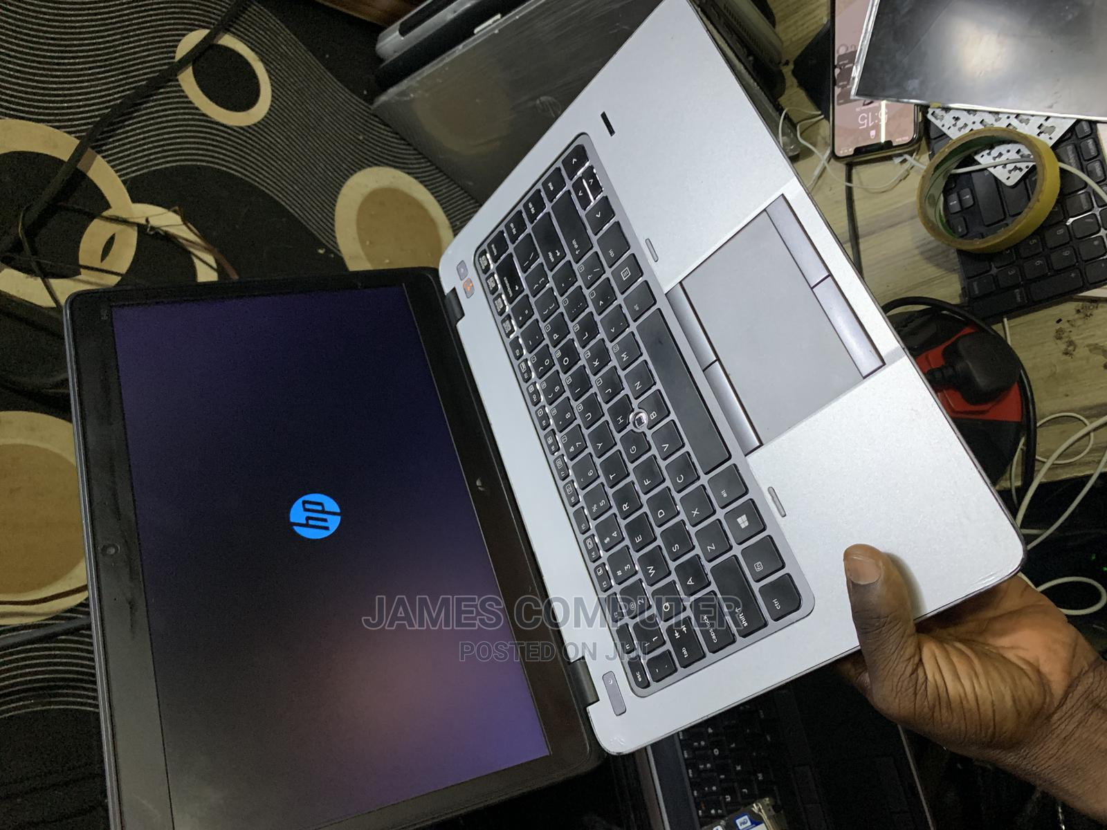 Laptop HP EliteBook 840 G2 4GB Intel Core I5 HDD 500GB   Laptops & Computers for sale in Ikeja, Lagos State, Nigeria