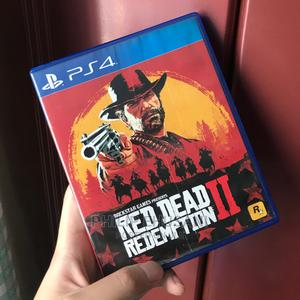 Red Dead Redemption 2 PS4 | Video Games for sale in Abuja (FCT) State, Lokogoma