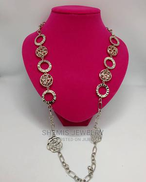 Lovely Silver Shirt Chain   Jewelry for sale in Lagos State, Amuwo-Odofin
