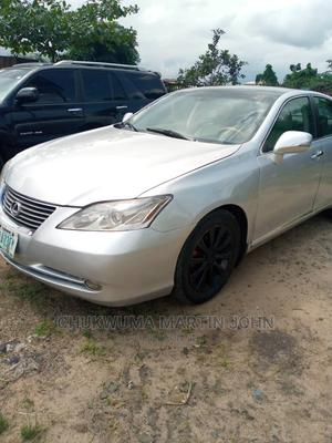Lexus ES 2009 350 Silver | Cars for sale in Rivers State, Port-Harcourt