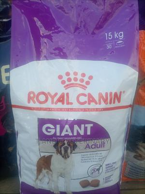 Royal Canin Giant Adult 15kg   Pet's Accessories for sale in Lagos State, Agege