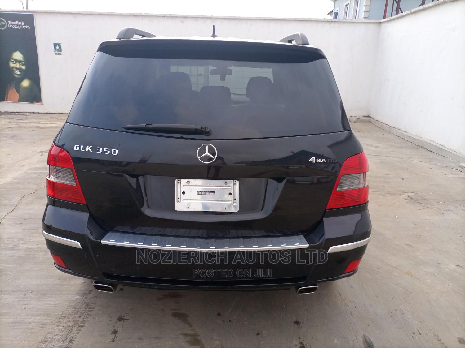 Mercedes-Benz GLK-Class 2010 350 4MATIC Gray   Cars for sale in Isolo, Lagos State, Nigeria