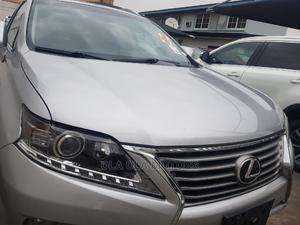 Lexus RX 2014 350 AWD Silver | Cars for sale in Lagos State, Surulere