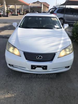 Lexus ES 2007 350 White   Cars for sale in Lagos State, Ajah
