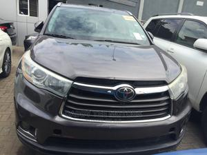 Toyota Highlander 2015 Gray | Cars for sale in Lagos State, Ikeja