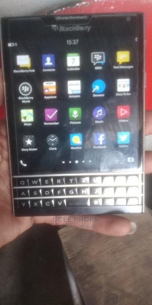 BlackBerry Passport 32 GB Black | Mobile Phones for sale in Rivers State, Obio-Akpor