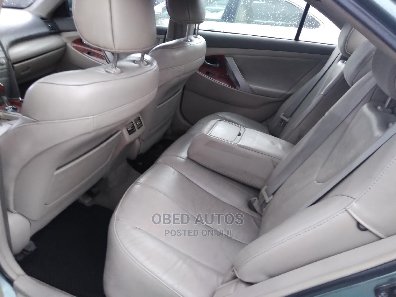 Toyota Camry 2009 Green | Cars for sale in Port-Harcourt, Rivers State, Nigeria