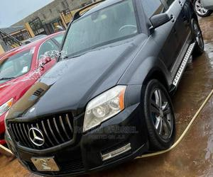 Mercedes-Benz Glk-Class 2012 350 4MATIC Black | Buses & Microbuses for sale in Lagos State, Alimosho