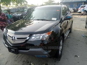 Acura MDX 2007 SUV 4dr AWD (3.7 6cyl 5A) Black | Cars for sale in Lagos State, Amuwo-Odofin