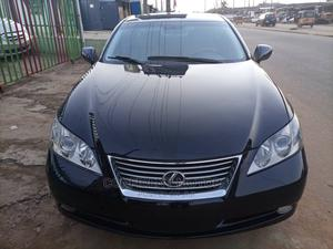 Lexus ES 2008 350 Blue   Cars for sale in Lagos State, Ejigbo