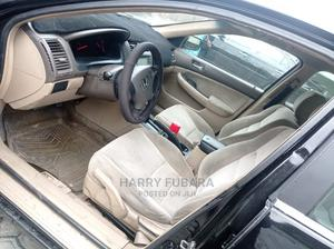 Honda Accord 2005 2.4 Type S Black | Cars for sale in Rivers State, Port-Harcourt