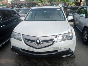 Acura MDX 2009 SUV 4dr AWD (3.7 6cyl 5A) White | Cars for sale in Lagos State, Amuwo-Odofin