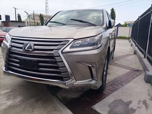 Lexus LX 2017 570 (5 Seats) AWD Gray   Cars for sale in Lagos State, Ajah