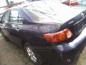 Toyota Corolla 2009 Blue   Cars for sale in Lagos State, Abule Egba