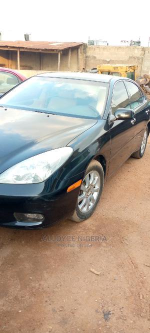 Lexus ES 2003 300 Black | Cars for sale in Oyo State, Ibadan