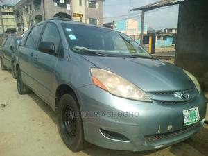 Toyota Sienna 2008 LE Blue | Cars for sale in Lagos State, Oshodi