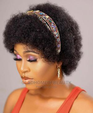 Human Hair Afro Wig | Hair Beauty for sale in Oyo State, Ibadan
