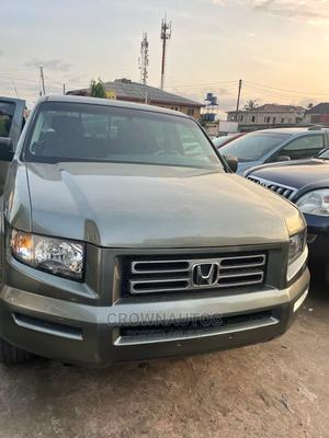 Honda Ridgeline 2008 RTS Green | Cars for sale in Lagos State, Ikeja