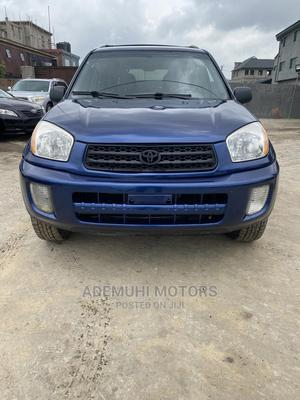 Toyota RAV4 2003 Automatic Blue | Cars for sale in Lagos State, Ajah