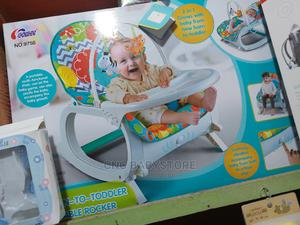 Baby Rocker Table | Children's Gear & Safety for sale in Lagos State, Amuwo-Odofin