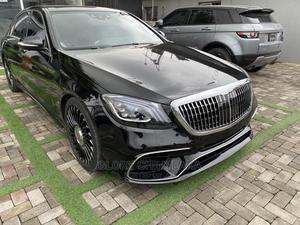 Mercedes-Benz S-Class 2014 Black   Cars for sale in Lagos State, Surulere