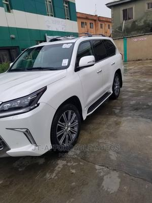 Lexus LX 2017 White   Cars for sale in Lagos State, Lekki