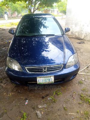 Honda Civic 1992 Blue | Cars for sale in Abuja (FCT) State, Gwagwalada