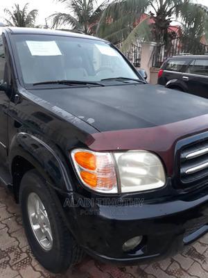 Toyota Sequoia 2002 Black   Cars for sale in Edo State, Benin City