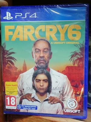 Far Cry 6 Playstation 4 Standard Edition | Video Games for sale in Lagos State, Lagos Island (Eko)