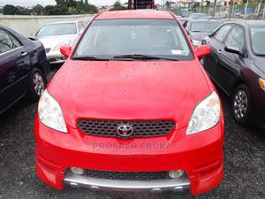 Toyota Matrix 2004 Red   Cars for sale in Rivers State, Port-Harcourt