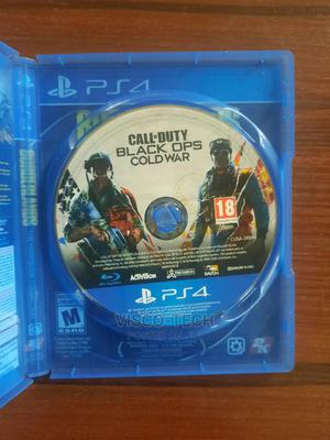 Call of Duty Cold War | Video Games for sale in Lagos State, Ikeja