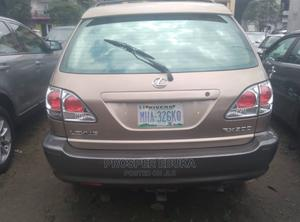 Lexus RX 2003 300 4WD Gold | Cars for sale in Rivers State, Port-Harcourt