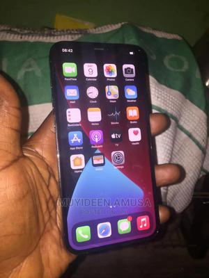 Apple iPhone 12 Pro Max 256 GB Black | Mobile Phones for sale in Lagos State, Alimosho