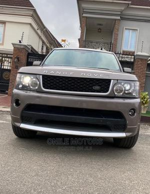 Land Rover Range Rover Sport 2012 Gold | Cars for sale in Lagos State, Ikeja
