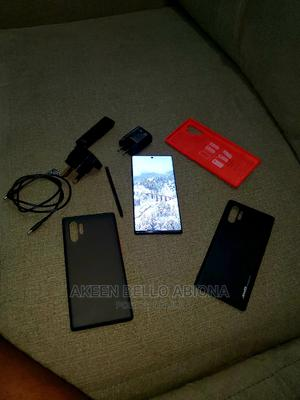 Samsung Galaxy Note 10 Plus 5G 256 GB   Mobile Phones for sale in Edo State, Benin City