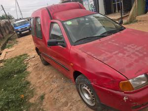 Volkswagen Caddy 2002 Red   Cars for sale in Lagos State, Ojodu
