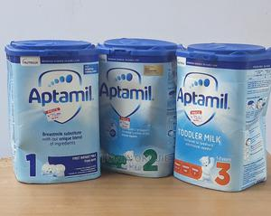 Aptamil 1,2 and 3 Baby Infant Milk | Baby & Child Care for sale in Abuja (FCT) State, Central Business District