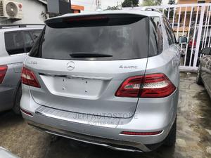 Mercedes-Benz M Class 2011 ML 350 4Matic Gray   Cars for sale in Lagos State, Ikeja