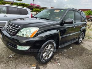 Lexus GX 2007 470 Sport Utility Black   Cars for sale in Lagos State, Apapa