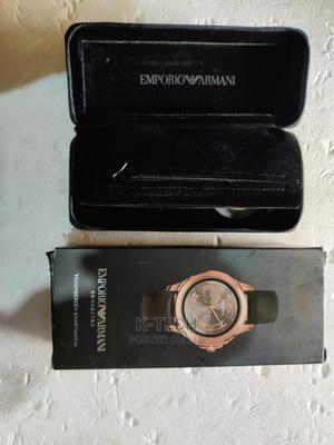Emporio Armani Smart Watch Gen 2 | Smart Watches & Trackers for sale in Lagos State, Mushin