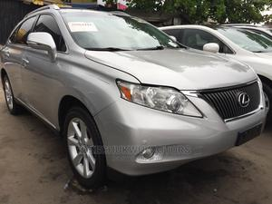 Lexus RX 2011 350 Silver   Cars for sale in Lagos State, Apapa