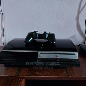 Original Ps3 With Pad   Video Game Consoles for sale in Lagos State, Ojodu