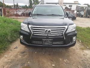 Lexus LX 2013 570 AWD Black   Cars for sale in Lagos State, Amuwo-Odofin