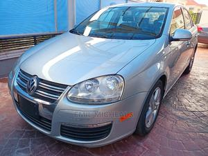 Volkswagen Jetta 2008 2.5 S Silver   Cars for sale in Abuja (FCT) State, Wuse