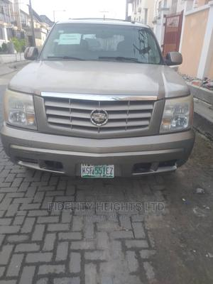 Cadillac Escalade 2009 Gold | Cars for sale in Lagos State, Lekki