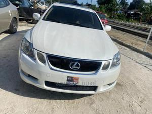 Lexus GS 2008 300 White | Cars for sale in Rivers State, Port-Harcourt