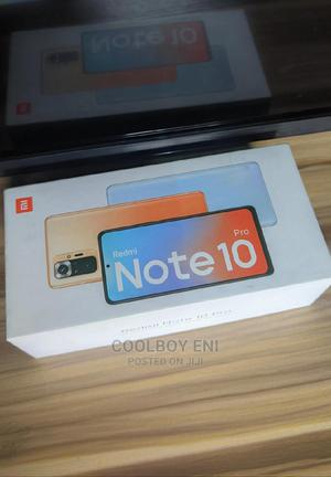 New Xiaomi Redmi Note 10 Pro 128 GB Blue | Mobile Phones for sale in Abia State, Aba South