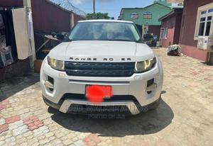 Land Rover Range Rover Evoque 2014 White | Cars for sale in Lagos State, Ajah
